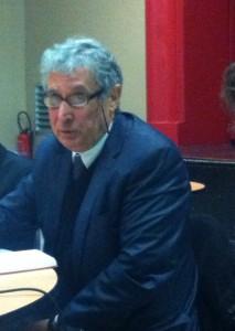 Gilbert Benhayoun, économiste du Groupe d'Aix